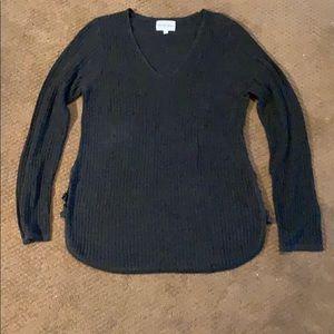Olive+Oak Side Split Sweater
